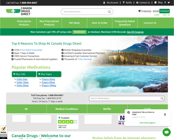 Canada Drugs Direct Review – Exposing Much Deception And Deception