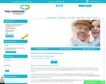The Canadian Pharmacy Review – A Common Fraud